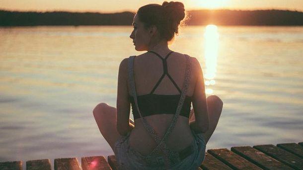 Знайдіть час для медитації