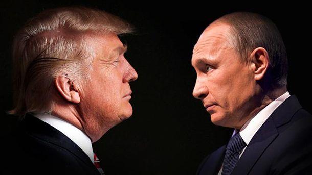 Трамп и Путин встретятся 7 июля