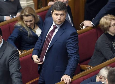 Павло Різаненко позбувся водійських прав на рік