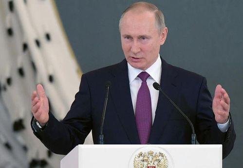 Путін звільнив 8 генералів