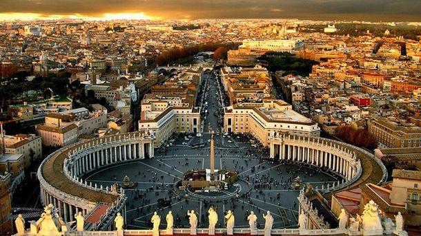 Секс-скандал в Ватикане