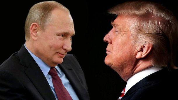 7 июля состоится первая встреча между Трампом и Путиным