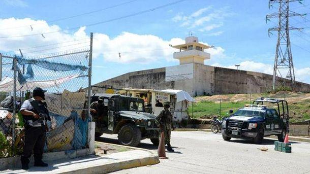 УМексиці внаслідок сутички між в'язнями загинуло 28 осіб