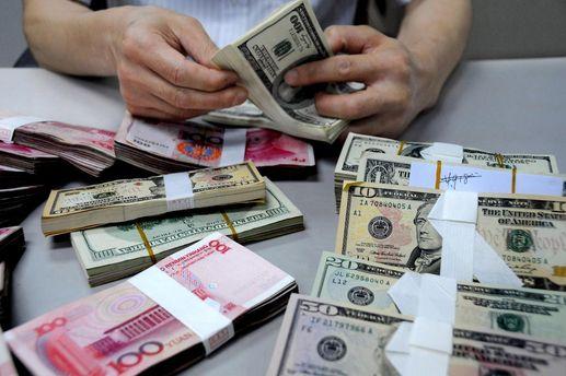 Наличный курс валют 7 июля, в Украине