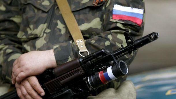 Российские диверсанты на Донбассе (Иллюстрация)