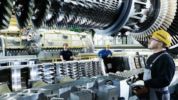 Поставки турбін Siemens в окупований Крим (Ілюстративне фото)