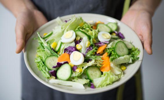 Як їсти менше