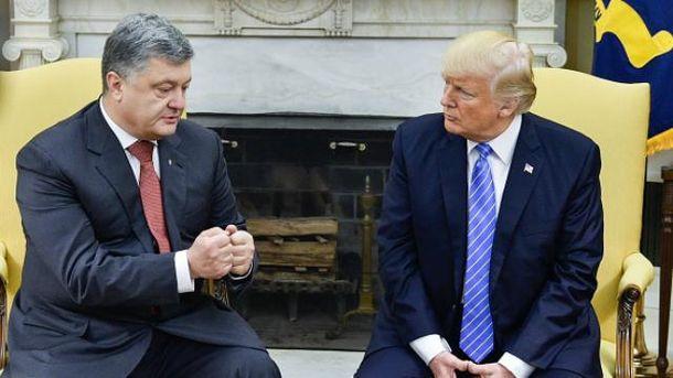 Трамп назначил Украине специального представителя