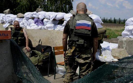 Идентифицировано всех боевиков, взятых в плен под Желобком