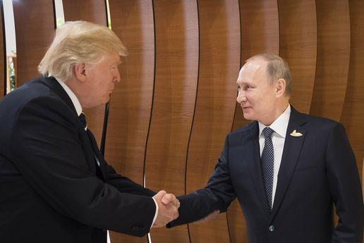 Путин вступил в дискуссию с Трампом относительно санкций