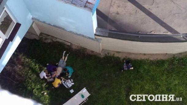 Смерть у Києві