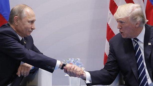 Трамп вскоре объявит Россию