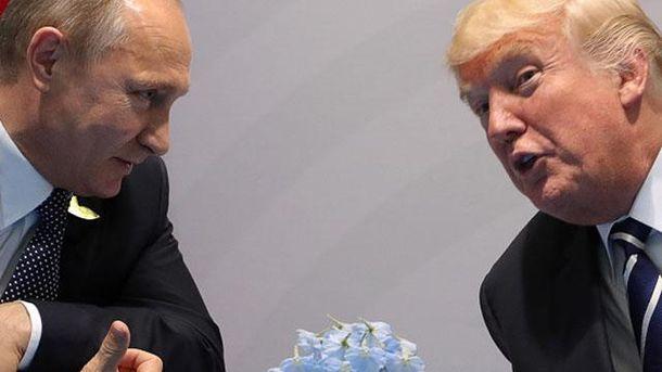 Тиллерсон рассказал о встрече Трампа и Путина в Гамбурге