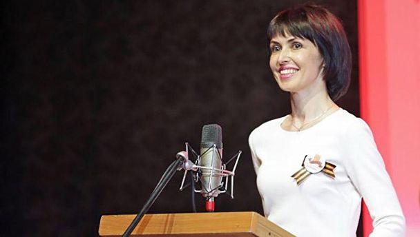 Олена Аксьонова