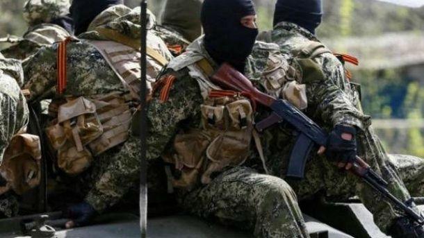 Атака террористов отбили