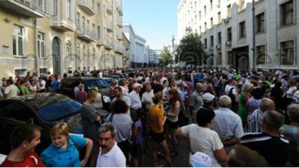 В Польше проведут эвакуацию людей