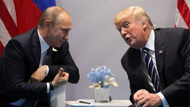 The New York Times: Между Трампом и Путиным произошла словесная перепалка