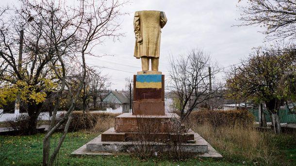 Що сталося з українськими Леніними: фотопроект-подорож європейських журналістів