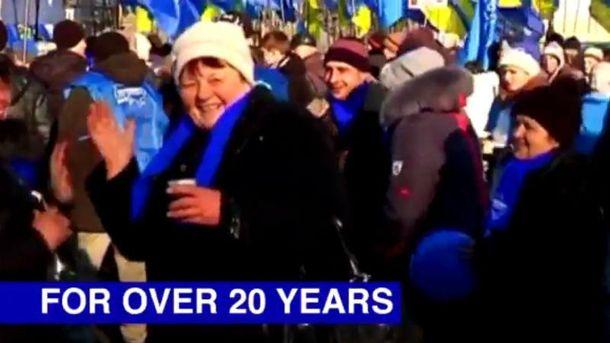 НАТО з конфузом привітав Україну