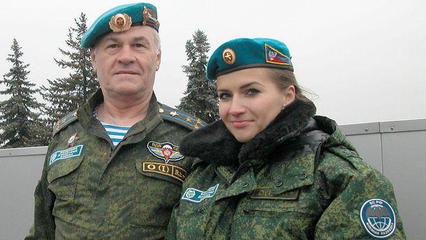 Задержанный российский полковник