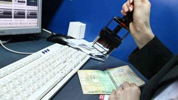 Украина введет биометрический контроль для всех  иностранцев