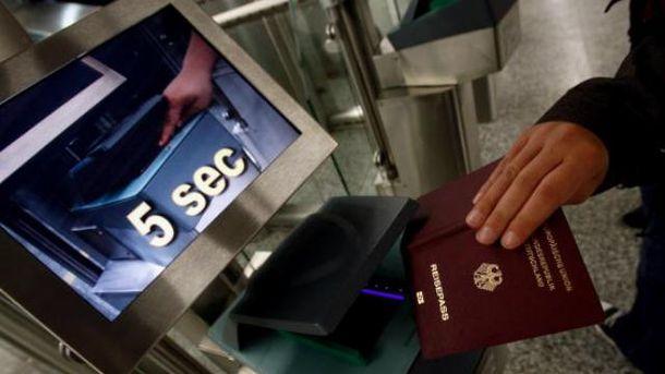 Климкин: Введение биометрики для иностранцев не отразится  наевропейцах