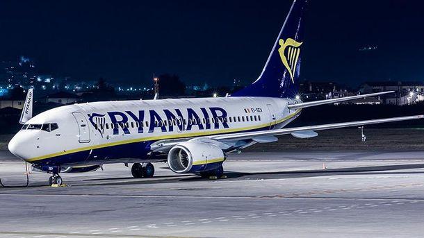 Ryanair уходит из Украины