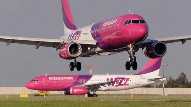 Wizz Air знизив тарифи через скасовані рейси Ryanair