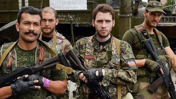 Заслужбу набоці бойовиків до відповідальності притягнуто 84 іноземця— ГПУ