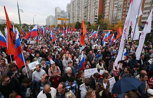 Як би зараз виглядала революція у Росії: моторошний прогноз історика
