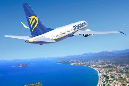 Ryanair пішов з України