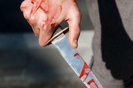 Боец АТО зарезал женщину и покончил с собой