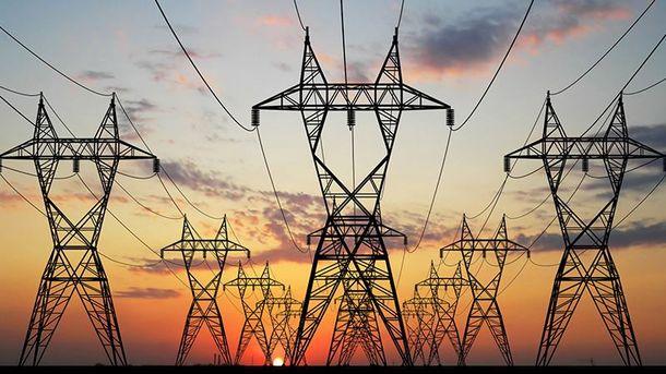 Отключение электроэнергии в Луганской области (Иллюстрация)