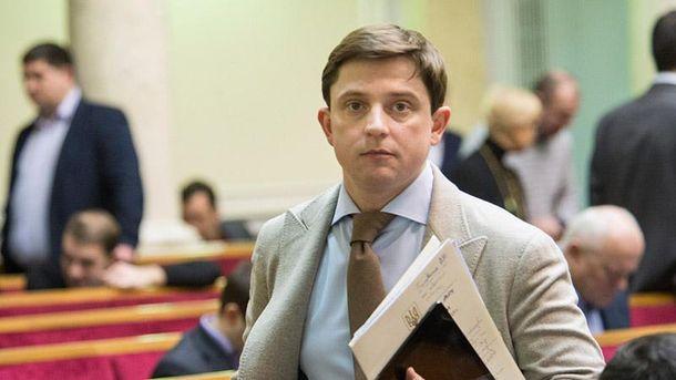 Олесь Довгий лишен депутатской неприкосновенности