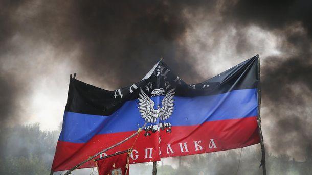 Фашик Донецький: Ми виграмо цю вйну саме на умовах переможцв. ¶накше бути не може