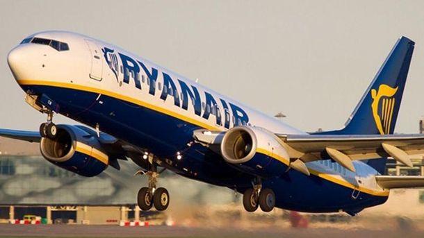 Ryanair ушел из Украины