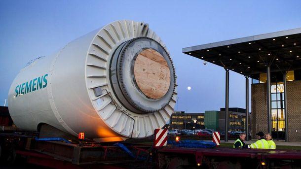 Турбина Siemens (иллюстрация)