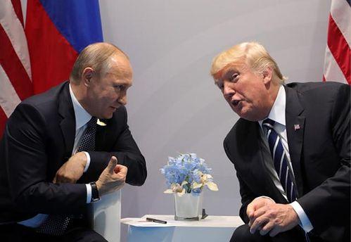 Путін на саміті  G20 нічого не домігся від Трампа