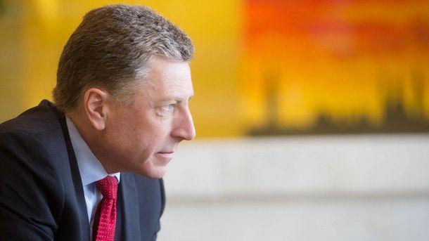 Україну знову відвідає спецпредставник США Волкер
