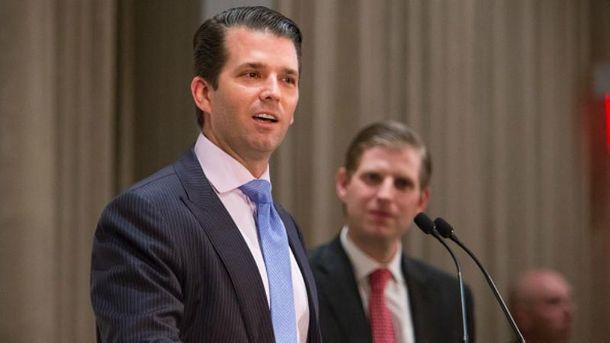 ФБР будет расследовать дело против Дональда Трампа-младшего