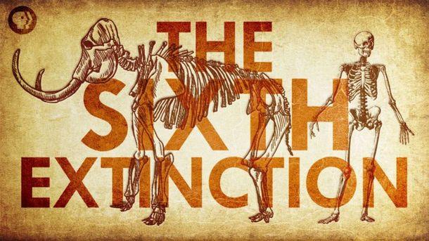 Шестое вымирание