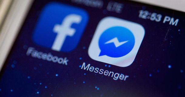 Facebook запускает рекламу в Messenger