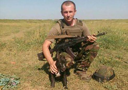 Боец АТО Владимир Турчин погиб на Донбассе