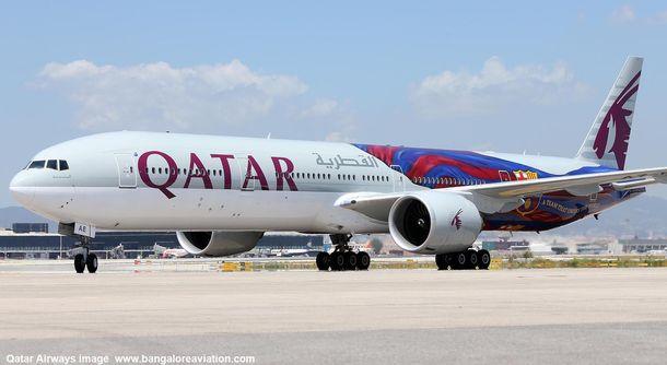 Qatar Airways йде на український ринок