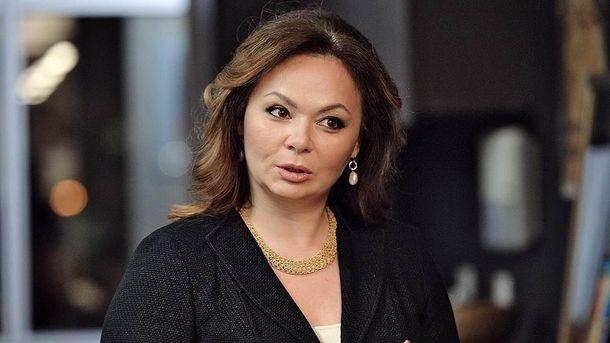 Наталья Весельницкая прокомментировала встречу с Трампом-младшим