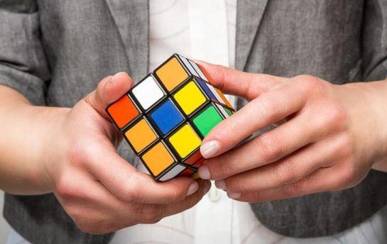 Как сложить кубик Рубика