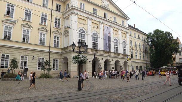 Обыски в Львовской мэрии