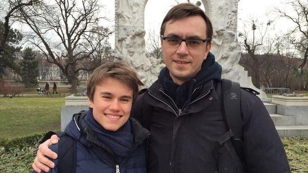 Син українського міністра погуляв на розкішному випускному балу у Відн