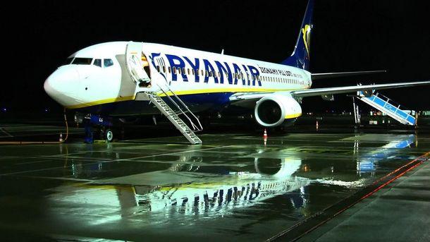 В Ryanair отреагировали на предложение возобновить переговоры с Украиной