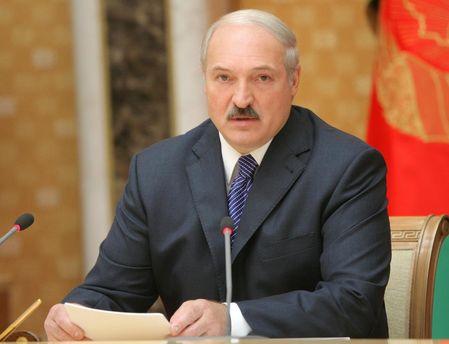 Лукашенко считает русский язык национальным достоянием белорусов